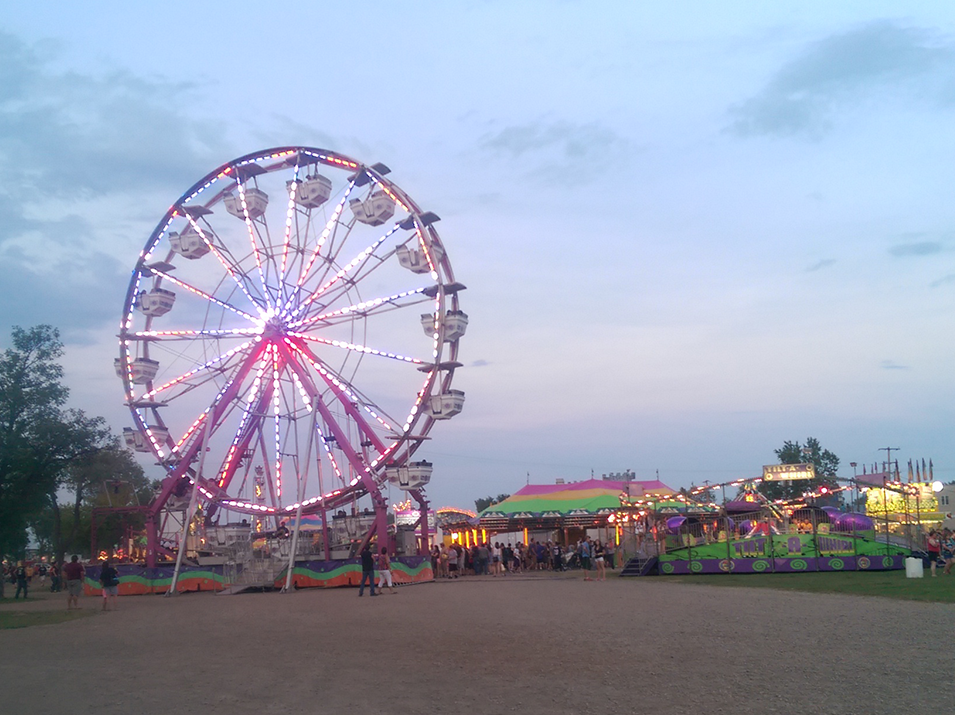 Grant County Fair & 4-H Achievement Days image