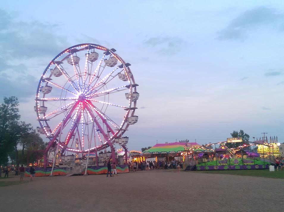 Burke County Fair image