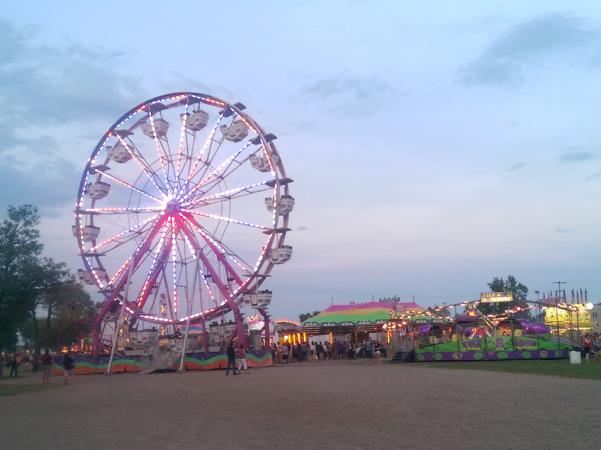 Wells County Fair