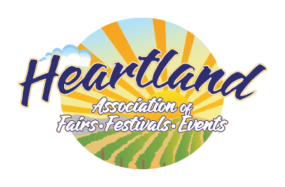 Heartland Association for Fairs, Festivals and Events Logo